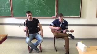 Король и Шут - Кукла колдуна.(cover by imantskaya balalayka)