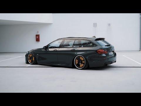 BMW F11 Wagon | 4K