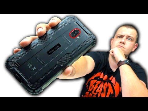 Для кого делают такие Смартфоны? Защищенный смартфон Blackview Bv5900