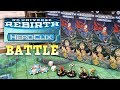 Heroclix DC Rebirth Battle