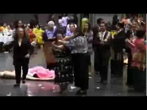 NOVESIA MAKELANI & FRANK CARL SANFT'S WEDDING RECEPTION