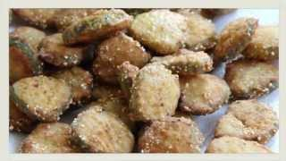 Fair Food - Deep-fried Pickle Recipe