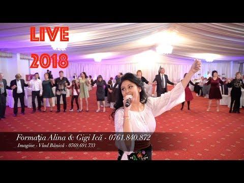 Alina Ică - Colaj hore 2018 LIVE