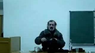Пьяный преподаватель по Культуре