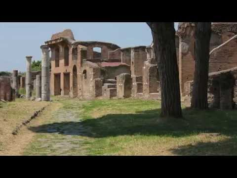 Ostia Antica - One of the best preserved Roman city's the world.