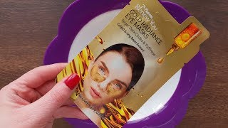 Will it slime? Gold mask slime