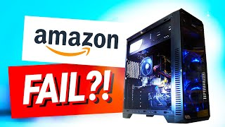 Gaming PC auf AMAZON bestellt... ABZOCKE?! #GamingSchrott