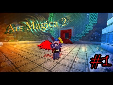 Minecraft ► Гайд по Ars Magica 2 ► #1