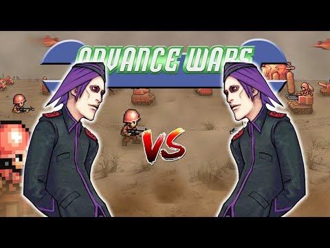 Advance Wars 2 PvP: Adder vs Adder - Loop Road