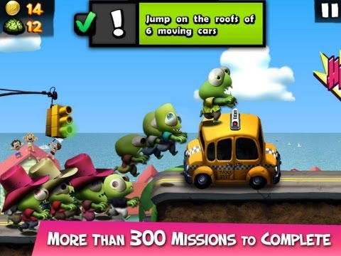 Zombie Tsunami Android Gameplay #2