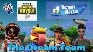 Our last game of season 6- Fortnite battle royal funny moments