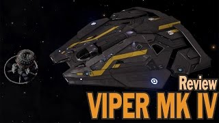 Elite: Dangerous. Viper Mk IV. Review. Ships 1.5 update