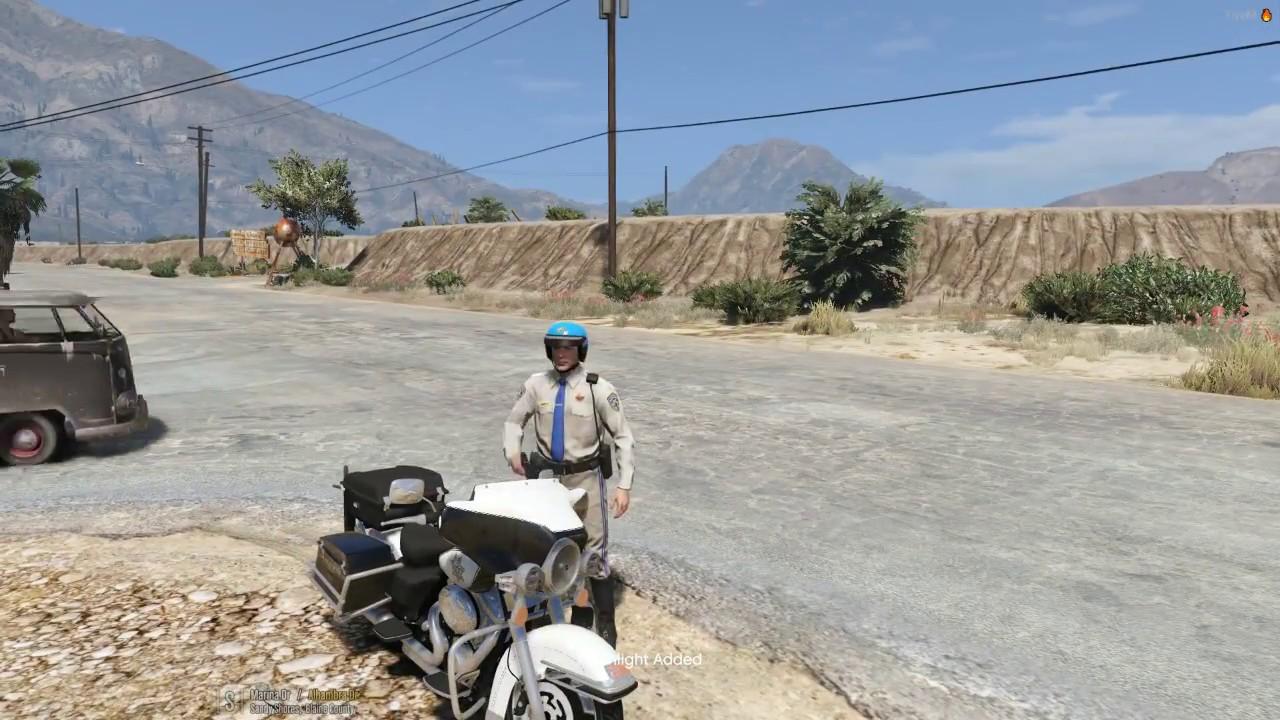 DOJ Cops Role Play Live - Intense Long Shootout + New Fleet (Law  Enforcement)