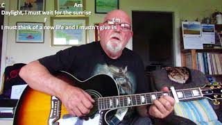 Guitar: Memory (Including lyrics and chords)