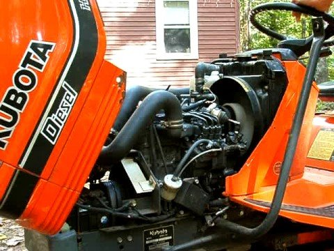 hqdefault kubota g1800 g1900 diesel tractor youtube  at n-0.co