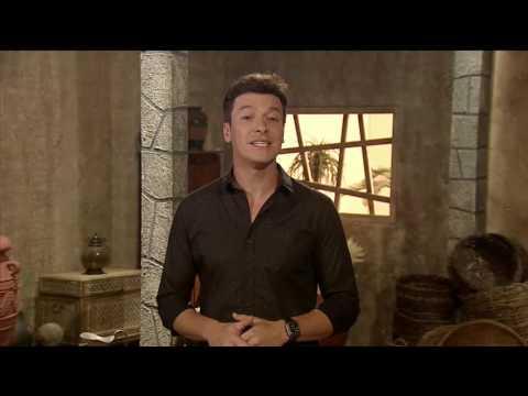 Rodrigo Faro fala sobre estreia de Os Dez Mandamentos - O Musical