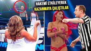 Boks Ringlerinde Kazanmak İçin Utanmazca Yapılan Anlar WWE En Eğlenceli ve Komik An