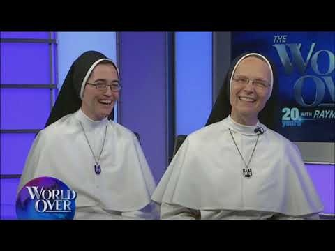 World Over - 2017-12-07 - Dominican Sisters' chart-topping CD with Raymond Arroyo