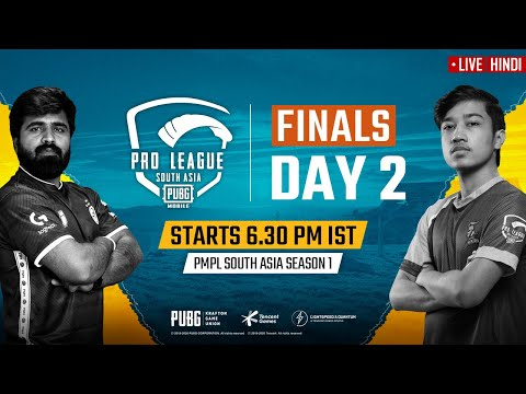 [Hindi] PMPL South Asia Finals Day 2 | PUBG MOBILE Pro League S1