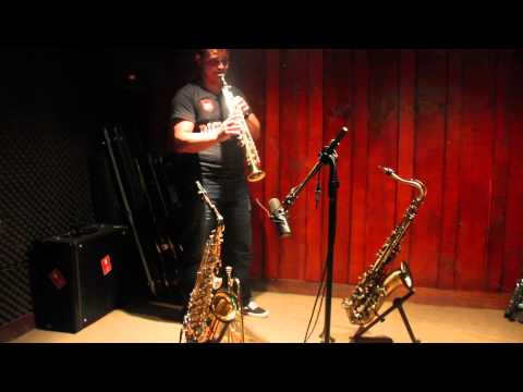 Lara Fabian - Je t'aime (Sax Soprano Cover) by Rodrigo Carvalho