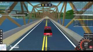 Roblox: Episode 6, UDU Newark Neue F-150 Polizei/Feuer/D.O.T Trucks