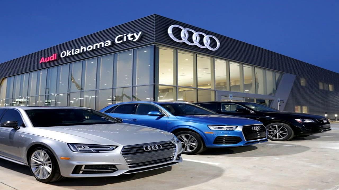 Used Audi A Tulsa OK Broken Arrow OK P YouTube - Audi of tulsa