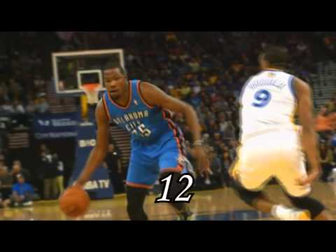 Kevin Durant Top 20 Monster Dunks Of his Career