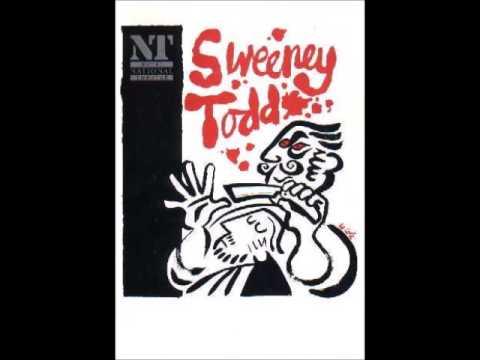 Sweeney Todd (National Theatre Cast 1994 - BBC Radio 4)