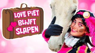 LOVE PIET BLIJFT SLAPEN BIJ... PAARDENBENDE 🛏💼 - LOVE PIET #09