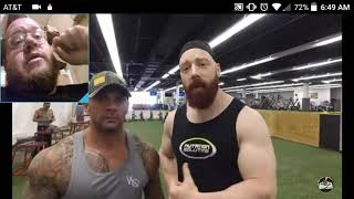 Celtic Warrior Workouts - Ep5 Battle Rope With Chris Cavallini - Reaction