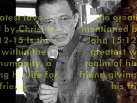 Brother Eli Soriano Quotes (The Old Path)