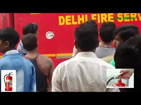 Delhi Fire| Industries | Jump With Me