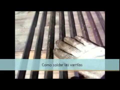 Chulengo youtube - Como construir una parrilla ...