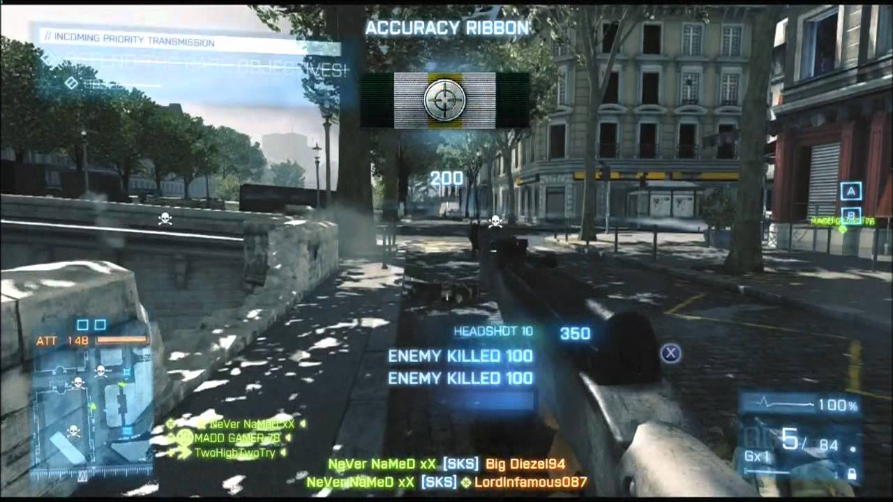 """BF3 Daytage - """"Last of August"""" - by NeVer NaMeD xX"""
