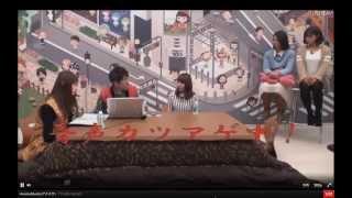 '15 1/6 daimaou前半ゲストれいにゃん 藤井玲奈 動画 21