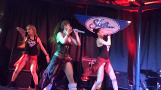 Read My Lips Ciara Cover by Mocha Girl Franz, Georgina and Seika at Sky Bar
