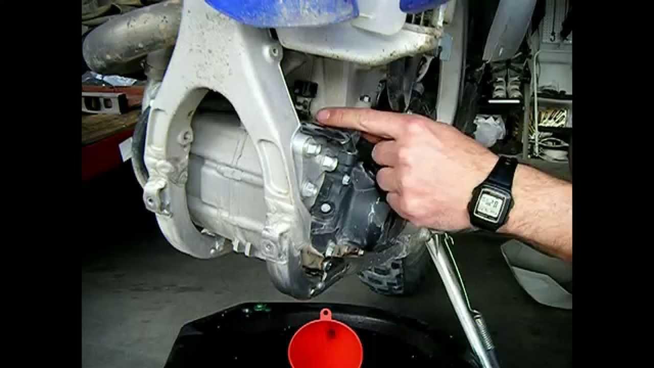 Yamaha Bolt Oil Capacity