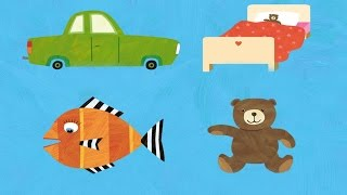 First Words with Ladybird: Toddler Touch and Say (Penguin Books) - Best App For Kids