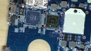 004 ремонт hp g62 a83er замена видеокарты перегрев
