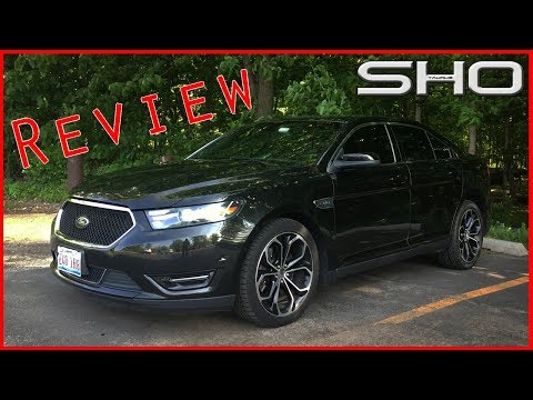 2013 Ford Taurus SHO Review