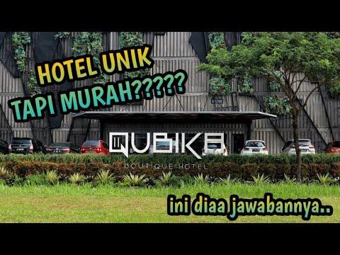 UNIKNYA HOTEL YANG SATU INI, GAKK MAHALL LAGII!! SIKAT CUIII..