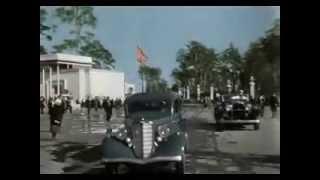 """Фрагмент из фильма """"Подкидыш"""" ВДНХ и сама Москва 1936 года"""