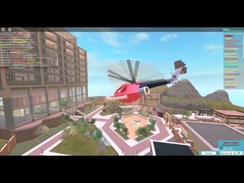 The Plaza Helicopter Tutorial