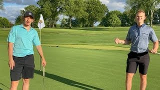 Stuck With The Tkachuks Week 6 Challenge: Fore! Matthew & Brady Hit The Links
