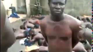Nigerian Military Men VS Civilians