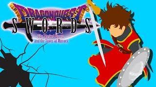 DRAGON QUEST SWORDS!!! | KBash Game Reviews