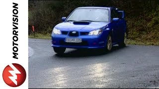 Mitsubishi Lancer Evo IX vs. Subaru Impreza WRX STi