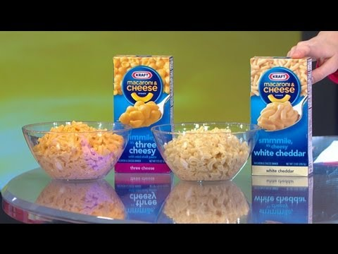 Kraft Mac and Cheese: Mommy Bloggers Want Recipe Change, Yellow ...