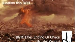 dwi kashiwagi - Ending Of Chaos; DEMO