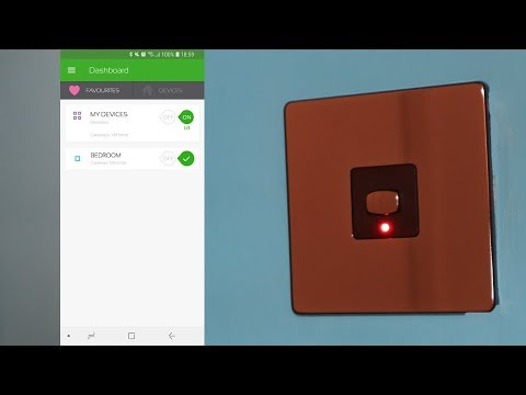 Energenie Mi Home Smart Light Switch | Setup and Review
